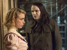 Lilly Frankenstein & John Clare from Penny Dreadful