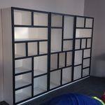 Wood Creations, Divider, Creative, Room, Furniture, Home Decor, Bedroom, Decoration Home, Room Decor