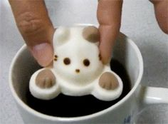 Tea, Coffee, and Books - zeick-geist: 肉球マシュマロCafeCat excellent now I...