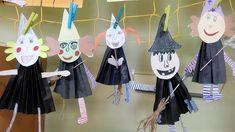 Tvoříme s dětmi  ☺: Čarodějnice