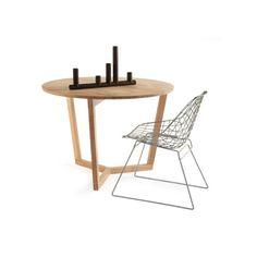 Bloordale Bistro Table Designed by: heidi earnshaw design; Generously Donated by: heidi earnshaw design. #interior #decor #furniture #design #home #table #art #deco