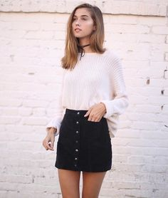 Skirt like this... black, brown, maroon ?