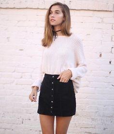 Skirt like this... black, brown, maroon ?