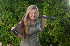 "Kim Rhode, Olympian Shooter: ""Never Give Up.""  http://www.shotgunlife.com/shotgun-lives/biographies-and-stories/kim-rhode-olympian-shooter-never-give-up.html?highlight=WyJwZXJhenppIl0="