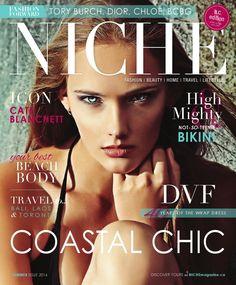 #ClippedOnIssuu from NICHE Fashion Magazine Vol 02 Issue 04 - Summer 2014