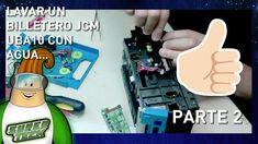Reparación y Limpieza Validador JCM UBA - Segunda Parte - Cleaning