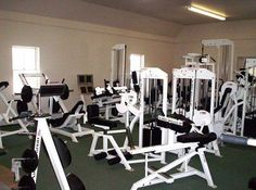 Videos on how to use gym equipment, so you don't look like an idiot...