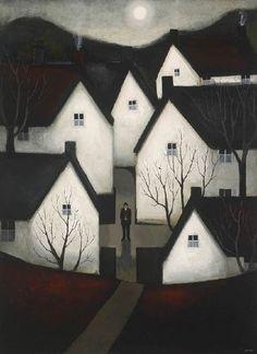 At The Crossroads by John Caple