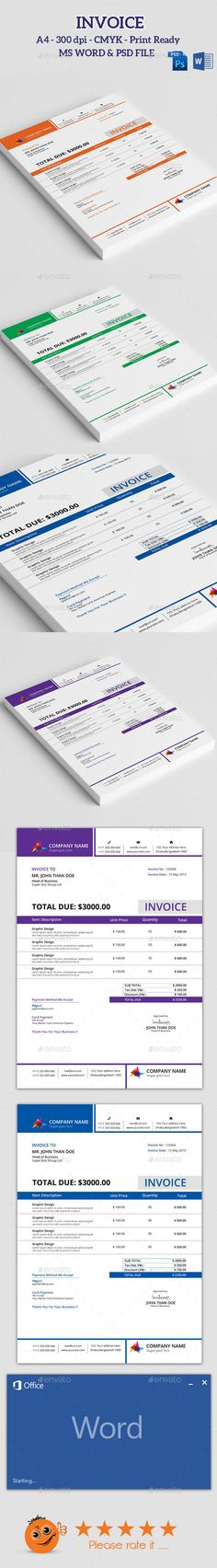 Letterhead Business Letter Format Envelope Sample Psd Template