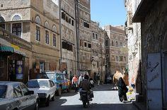 Yemeni architecture, #camels