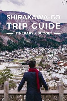 Shirakawa-go Trip Itinerary Guide for First-Timers . Here's a starter Shirakawa-go travel guide with sample itinerary, budget, places to visit Solo Travel, Girl Travel, Travel Trip, Japan Beach, Shirakawa Go, Japan Country, Japan Guide, Visit Japan, Tourist Spots