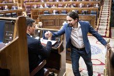 (*) El Congreso debate la moción de censura sin Rajoy