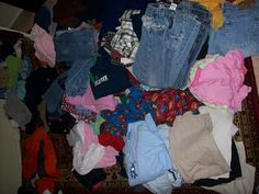 Attacking Clothing Clutter
