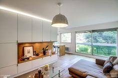 2 petits studios de 24 m2 réunis en un appartement // 1+1=1, BYPIERREPETIT - Côté Maison