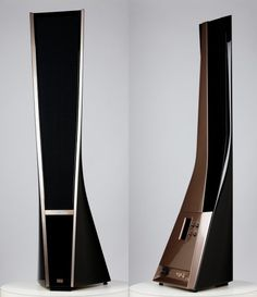 Nakamichi Pheonix electrostatic speakers
