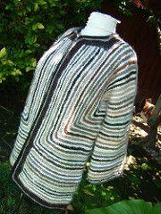 Ravelry: Adult Surprise Jacket pattern by Elizabeth Zimmermann