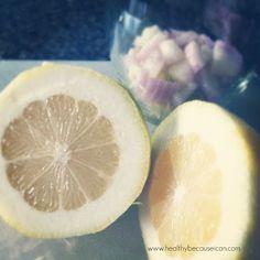 Lemon Vinaigrette  www.healthybecauseican.com