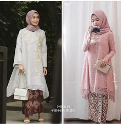 Kondangan Kebaya Modern Hijab, Kebaya Hijab, Kebaya Muslim, Muslim Dress, Kebaya Lace, Kebaya Dress, Batik Kebaya, Batik Dress, Hijab Dress Party