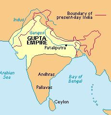 The Gupta Empire was an ancient Indian empire, founded by Maharaja Sri Gupta, which existed at its zenith from approximately 320 to 550 CE and covered much of the Indian subcontinent. Ancient Indian History, Ancient World History, History Of India, Asian History, History Of Statistics, Geography Map, India Map, Historical Maps, Ancient Civilizations