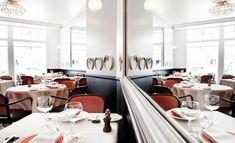 Art-deco restaurant 'Rech'   #Paris