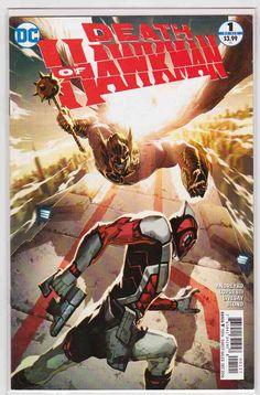 Death of Hawkman Variant Phillip Tan Cover & Aaron Lopresti Pencils, Marc Andreyko Story Rare Comic Books, Comic Books For Sale, Adam Strange, Time Warner, Normal Life, American Comics, Book Publishing, Dc Comics, Death