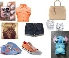 """""""a summer day with friends"""" by jahlah on Polyvore"""