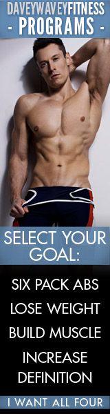 How to Get V-Line Abs.   Davey Wavey Fitness