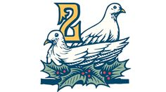 12 Days of Christmas 2 Turtle Doves | The Twelve Days of Christmas: Day 2, Two Turtle Doves ...