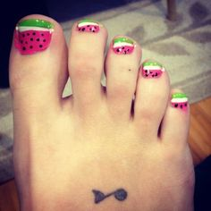 55 Nail Art Ideas- For Your TOES!