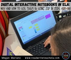 Using DIGITAL interactive notebooks saves tons of time, allows flexibility, and creates lots of organization! This post explains how to create them for ELA and gives examples as well.