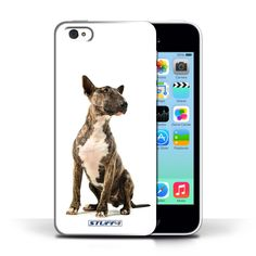 Designer Mobile Phone Case / Dog Breeds Collection / Bull Terrier #designer #case #cover #iphone #smartphone #dog #animal #bull #terrier