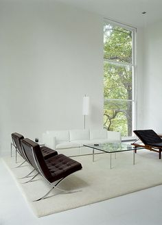 BassamFellows Project: Mid-Century Modern House  Use: Residential  Location: New Canaan, CT