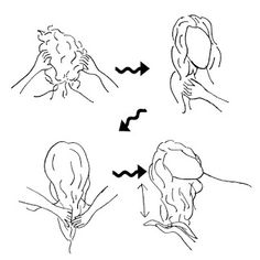 How To: The Curly Girl Method...this method works wonders for girls with curly hair!