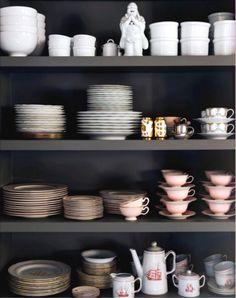 Open Shelf.