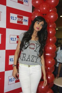 "Sonal Chauhan at The Music Launch of Movie ""3G""."
