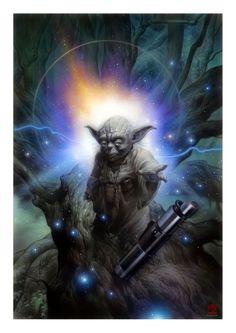 Starwars Yoda-Sanda