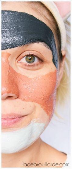 argile pure l'oréal multi masking