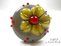 Ringtop / Cabochon for changeable Ring handmade von LadybirdsArt, €29.00