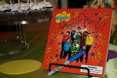 """We had Leighton's birthday party on Saturday and it was a """"Wiggles"""" theme! We kept it small this year and had such a fun day. Wiggles Birthday, Wiggles Party, The Wiggles, 2nd Birthday, Birthday Parties, Birthday Ideas, I Party, Party Ideas, Blondies"""