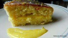 Eternal Sunshine of the Lemon Kind - Deliciously Directionless Lemon Curd Cake, Lemon Frosting, Delicious Desserts, Dessert Recipes, Nigel Slater, Tart Shells, Cream Tea, Breakfast Pancakes, Food To Make
