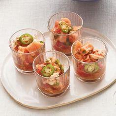 Salmon-and-Shrimp Ceviche | Coastalliving.com