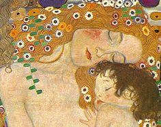gustav klimt   Gustav Klimt e suas texturas