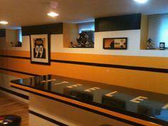 Steelers Bedroom Ideas steelers room | diy ideas | pinterest | room, men cave and steeler