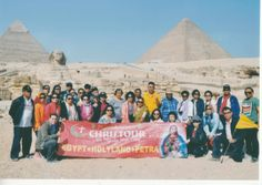 Egypt  Terima kasih atas partisipasi Anda bersama #CHRISTOUR. Sampai jumpa di acara Perjalanan Ziarah kami lainnya. Tuhan Senantiasa Memberkati Kita, Amin. :)  #Christour #Mesir #Yerusalem #Petra