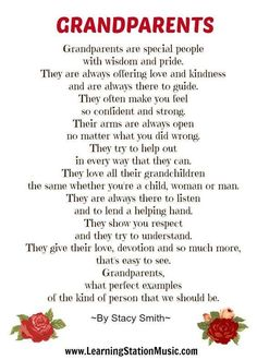 A very moving Grandparents poem! A very moving Grandparents poem! A very moving Grandparents poem! A very moving Poems About Grandparents, Grandparents Day Activities, Happy Grandparents Day, Grands Parents, Grandchildren, Grandkids, Anniversary Poems, Wedding Anniversary, Grandpa Birthday Gifts