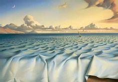Beautiful artwork - the artist is Vladimir Kush
