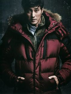 So Ji Sub MARMOT 2014 Fall / Winter