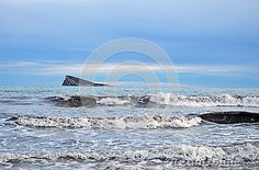 A Rock In The Sea - Download From Over 28 Million High Quality Stock Photos, Images, Vectors. Sign up for FREE today. Image: 47517066