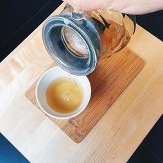 """""""No sólo de café vive el hombre"""". Prueba nuestra selección de tés e infusiones como este Gunpowder (Té Verde) de Java.  by doce.dos"""
