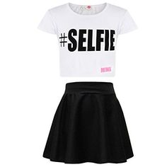 News Kids Girls Comic Graffiti Leopard #SELFIE Crop Top & Fashion Skater Skirt Set   buy now     $19.99 Shop With ConfidenceSimple Returns30 Days Returns/Exchanges Accepted ✔All Orders Dispatched Within 24 HOURS ✔Here Is Girls... http://showbizlikes.com/kids-girls-comic-graffiti-leopard-selfie-crop-top-fashion-skater-skirt-set/